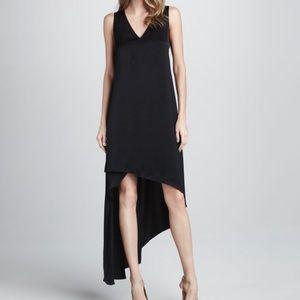 BCBG | NWT Avery Silky Asymmetrical Cocktail Dress